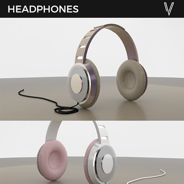 Headphones by Vesper