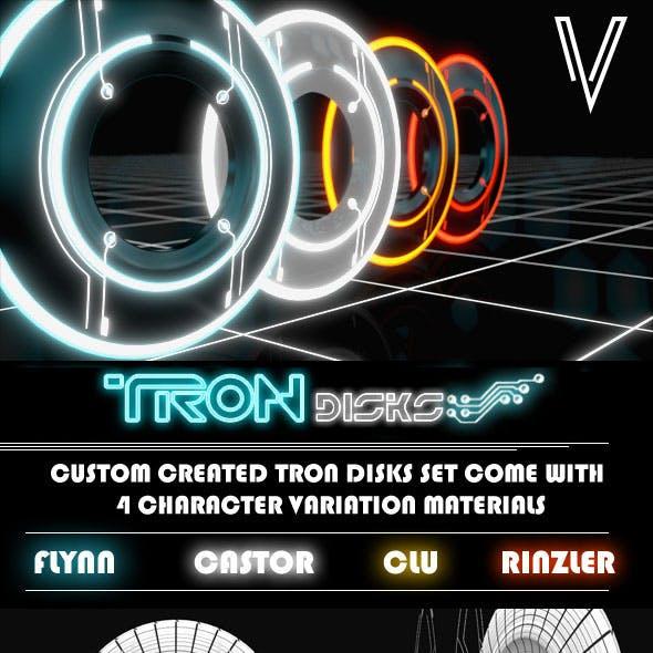 TRON Disks