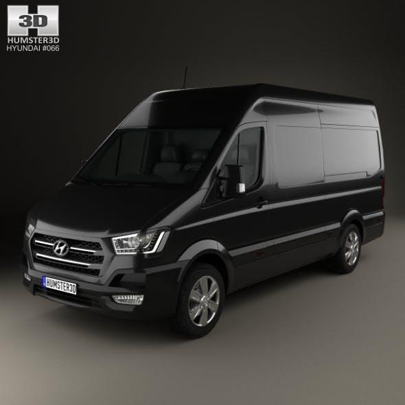 Hyundai H350 Panel Van 2015