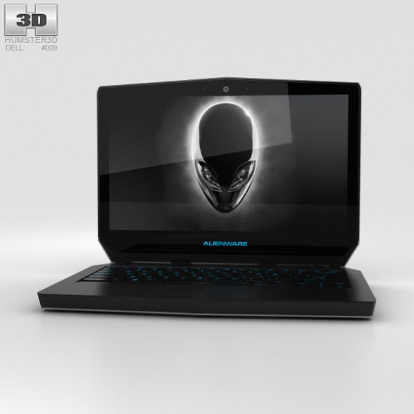 Dell Alienware 13 - 3DOcean Item for Sale