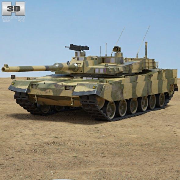 K2 Black Panther - 3DOcean Item for Sale