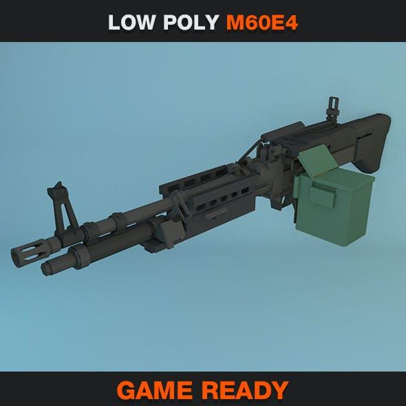 Low Poly M60E4