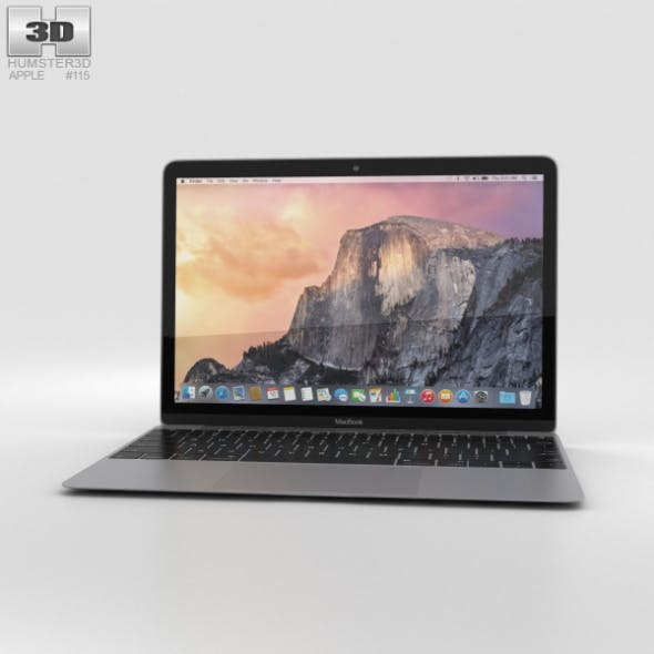 Apple MacBook Space Gray