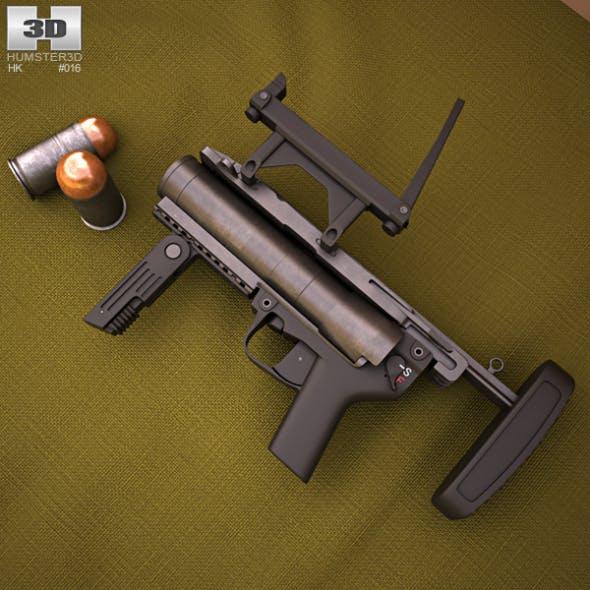 Heckler & Koch M320 GLM