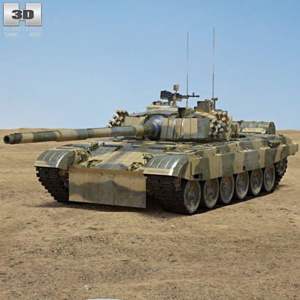 PT-91 Twardy - 3DOcean Item for Sale