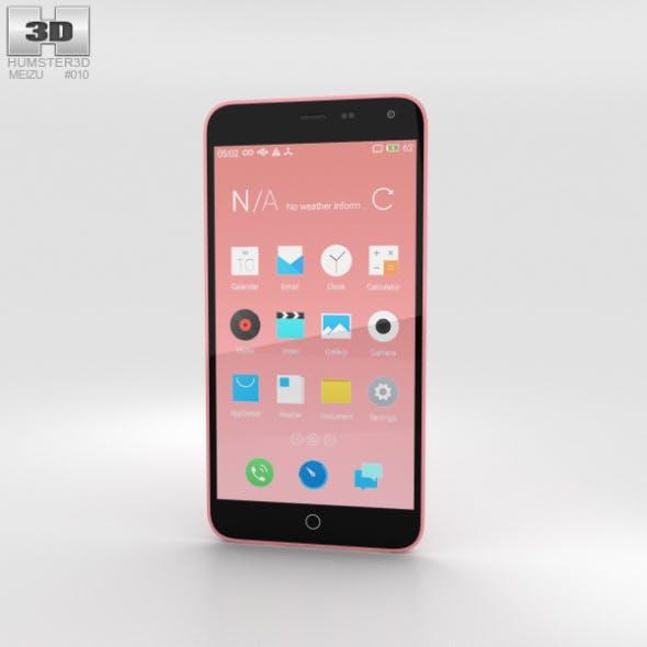 Meizu M1 Note Pink