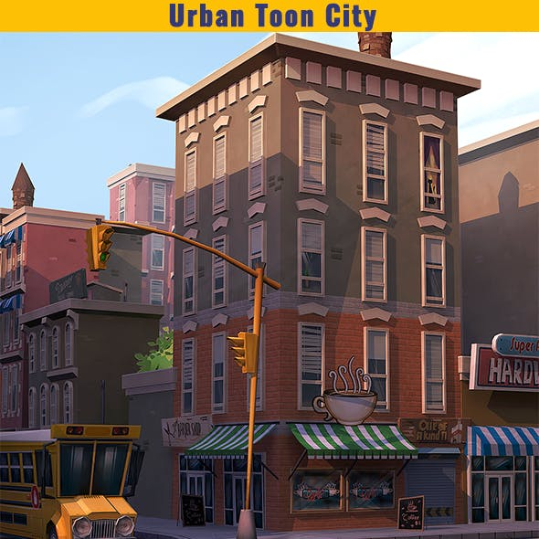 Urban Toon City