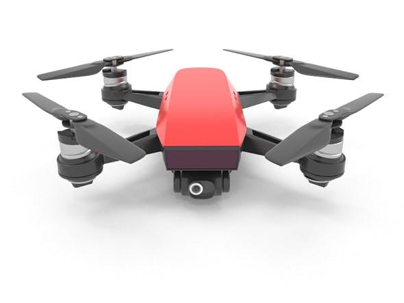 DJI Spark Mini Drone - 3DOcean Item for Sale