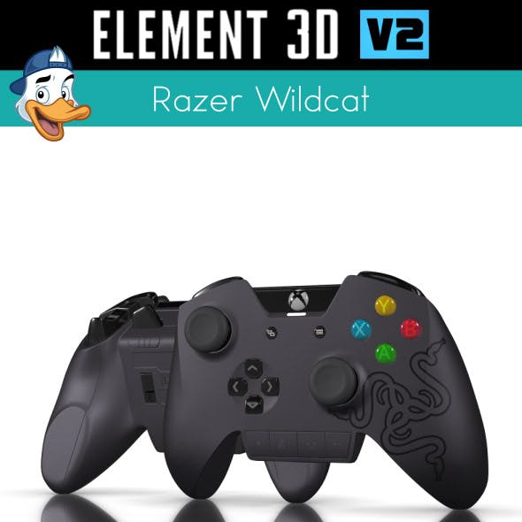 Razer Wildcat for Element 3D