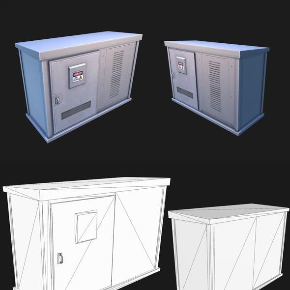 Utility Box 2