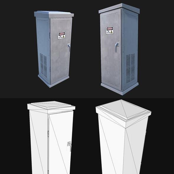 Utility Box 3