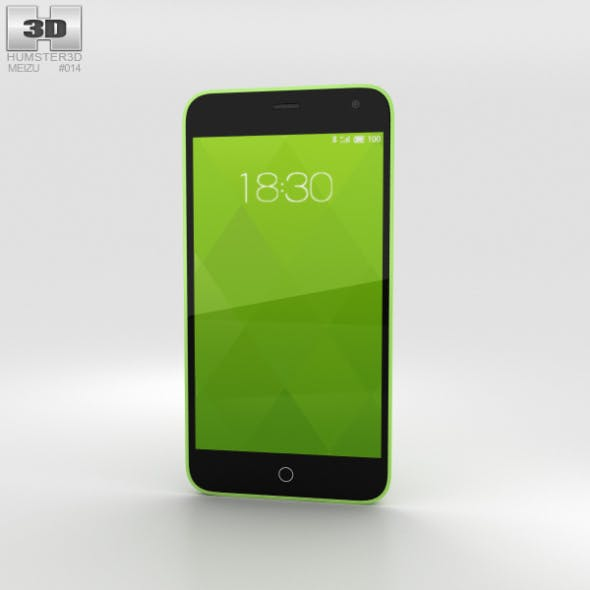 Meizu M1 Green