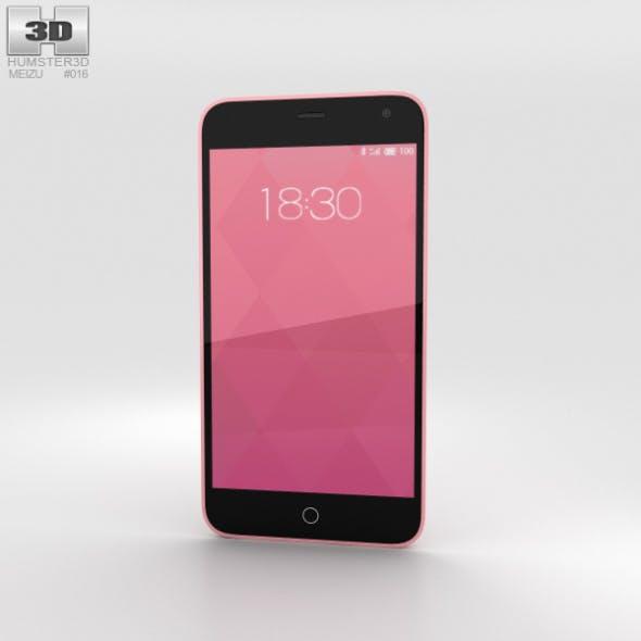 Meizu M1 Pink