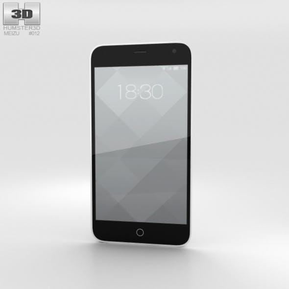 Meizu M1 White - 3DOcean Item for Sale