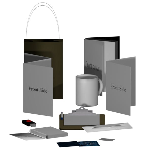 Branding Asset Pack