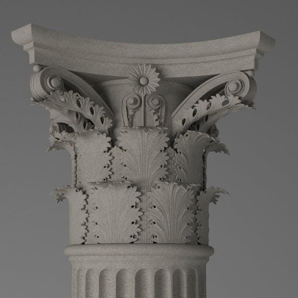 Column - Corinthian Order