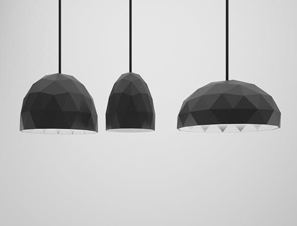 Pendant Light - 3DOcean Item for Sale