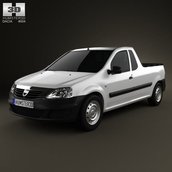 Dacia Logan Pickup 2011