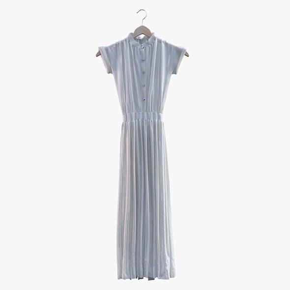 White dress - 3DOcean Item for Sale