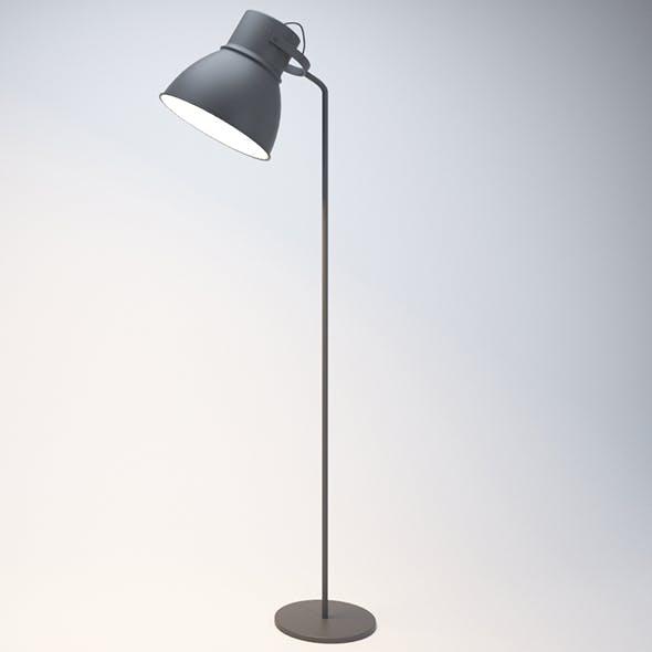 Modern Floor Lamp - 3DOcean Item for Sale