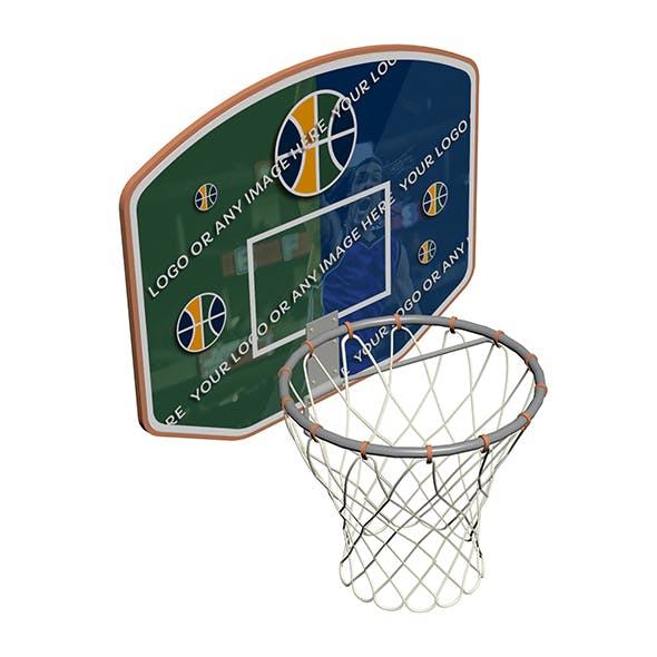 Basketball Backboard Hoop