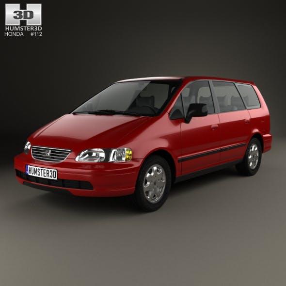 Honda Odyssey (RA1) 1994 - 3DOcean Item for Sale
