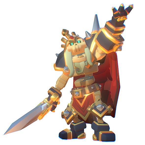 Skeleton King - Smashy Craft Series