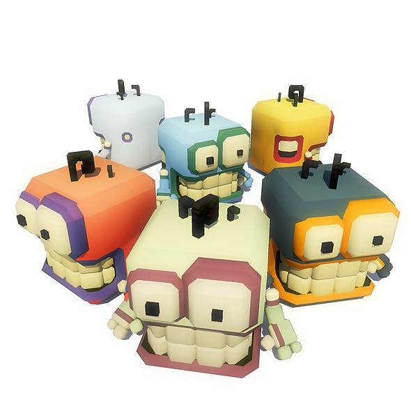 Micro Zombie Brian - Smashy Craft Series