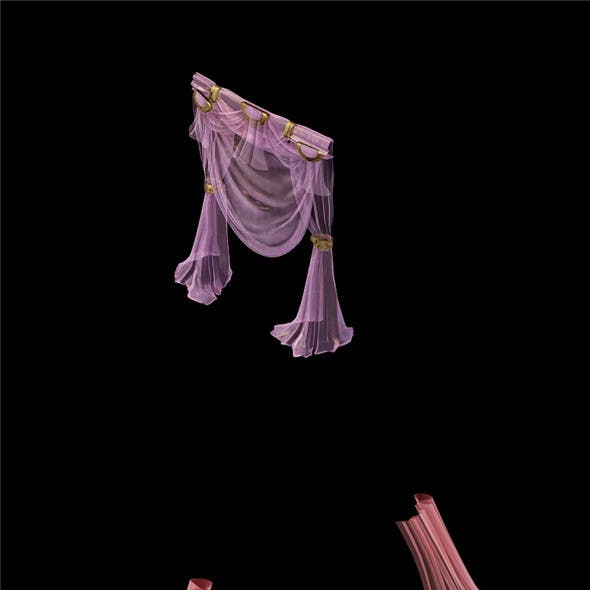 Curtain - yarn