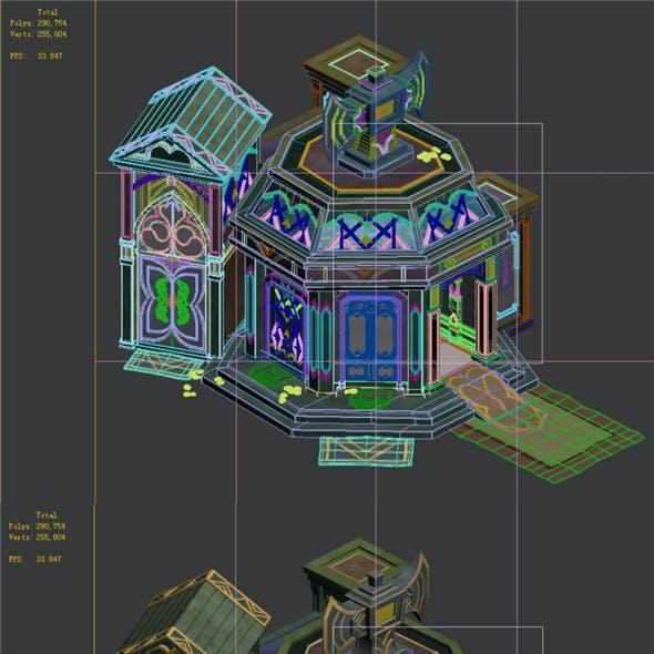 Dragon lair - gorgeous house VIP