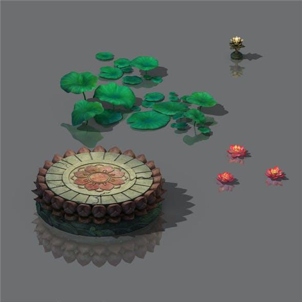Lotus - seat
