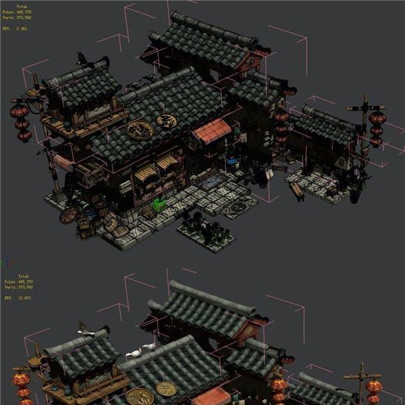 Xinshoucun - village head home