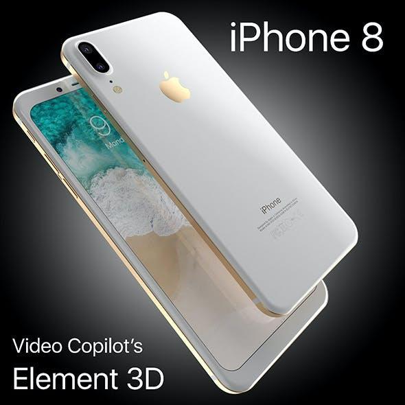 Apple iPhone 8 X Concept Leak Corner edges All Colors