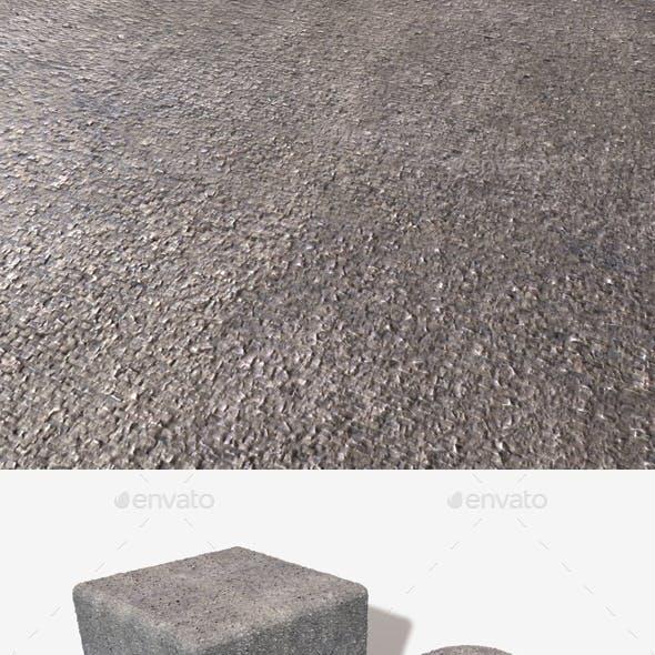 Tiny Tiled Brick Wall Seamless Texture