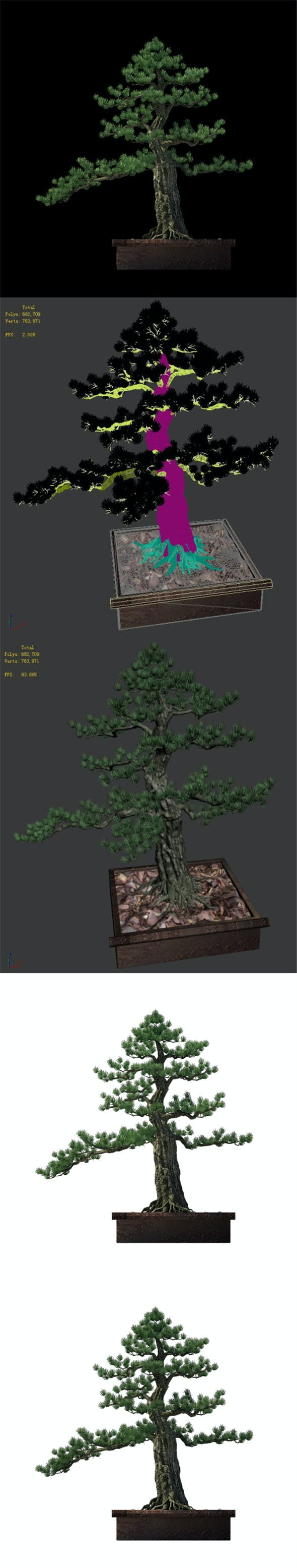 Alchemy - experience tree 02 - 3DOcean Item for Sale