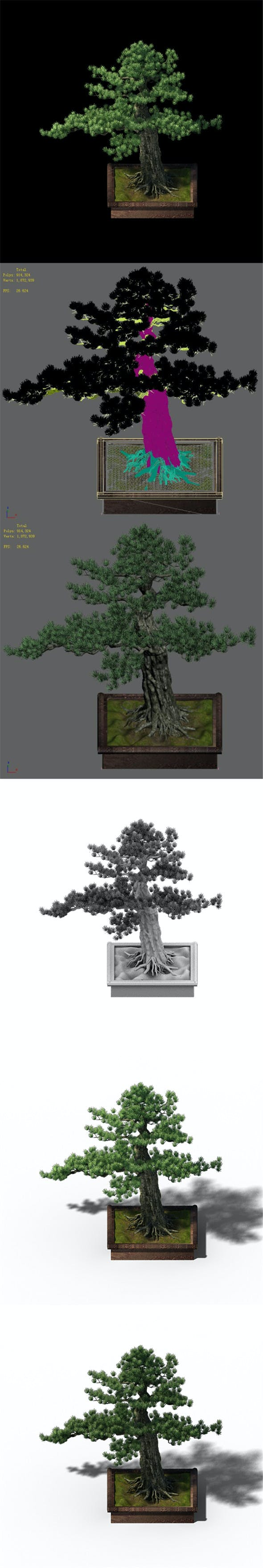 Alchemy - experience tree 04 - 3DOcean Item for Sale