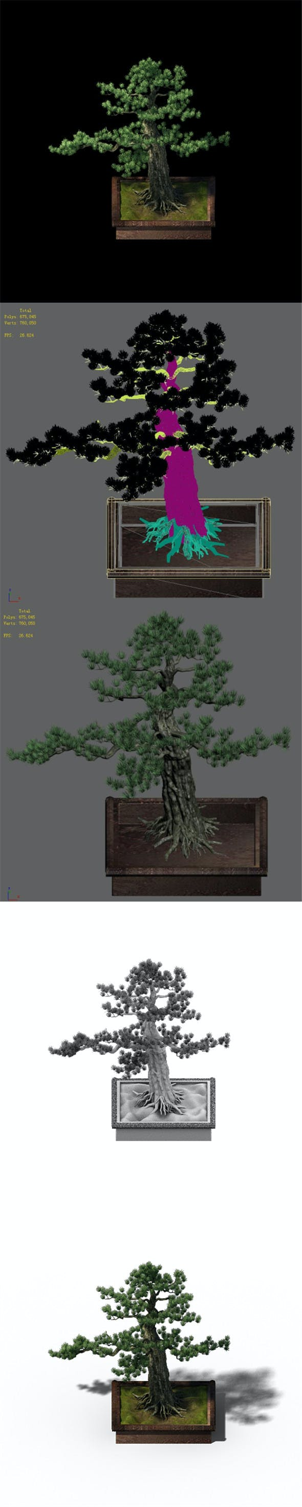 Alchemy - experience tree 05 - 3DOcean Item for Sale
