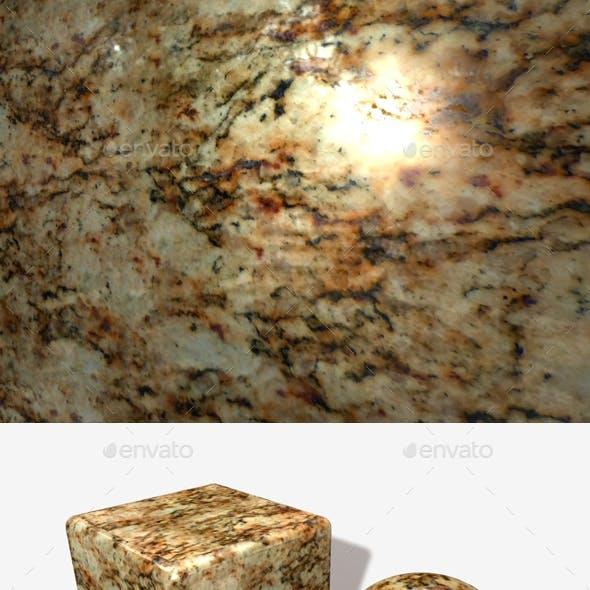 Orange Marble Seamless Texture