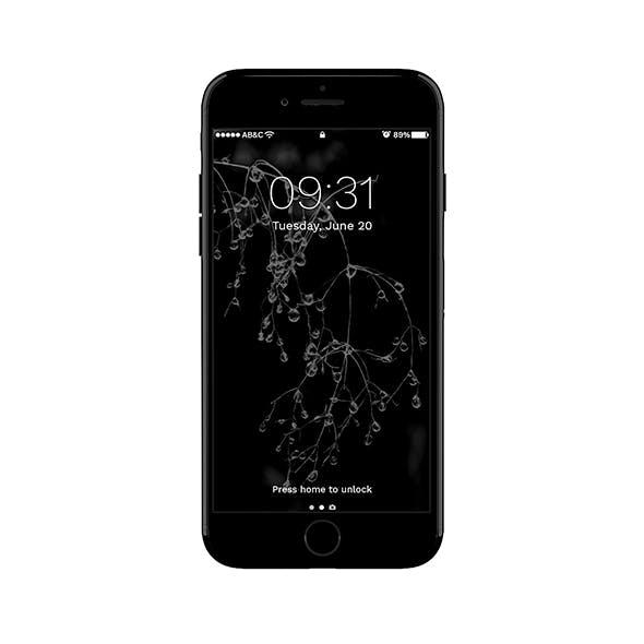 iPhone 7 Shiny Black
