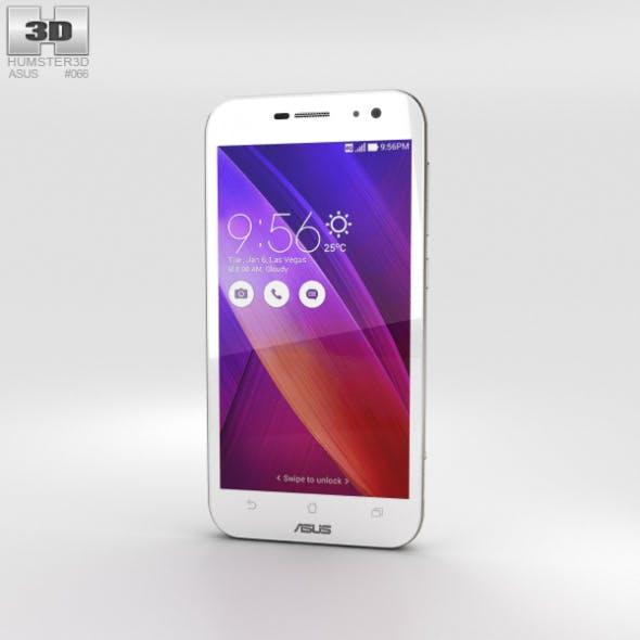 Asus Zenfone Zoom Glacier White - 3DOcean Item for Sale