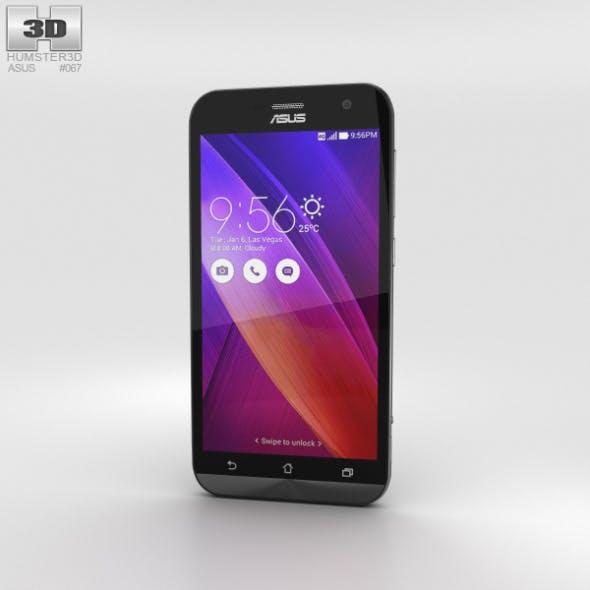 Asus Zenfone Zoom Meteorite Black - 3DOcean Item for Sale