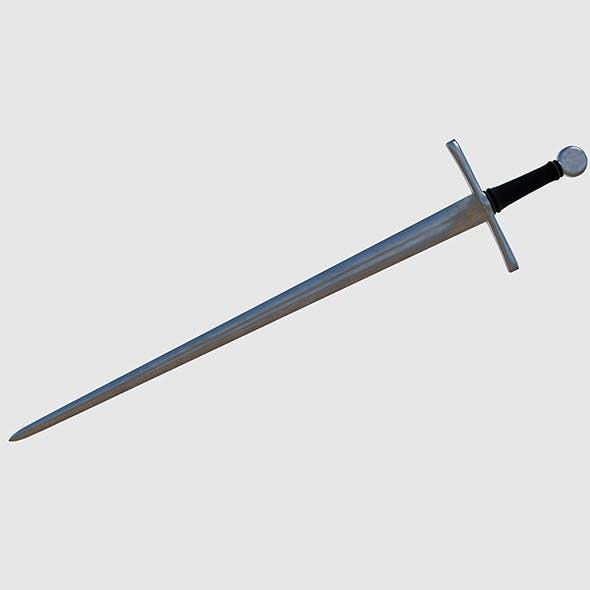 Short Sword - Game Ready - 3DOcean Item for Sale