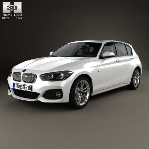 BMW 1 Series (F20) 5-door M Sport Package 2015