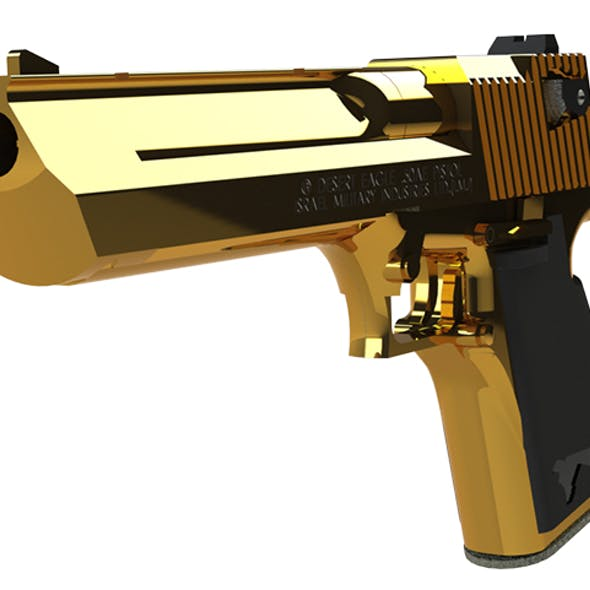 Desert Eagle 50. Calbire Handgun