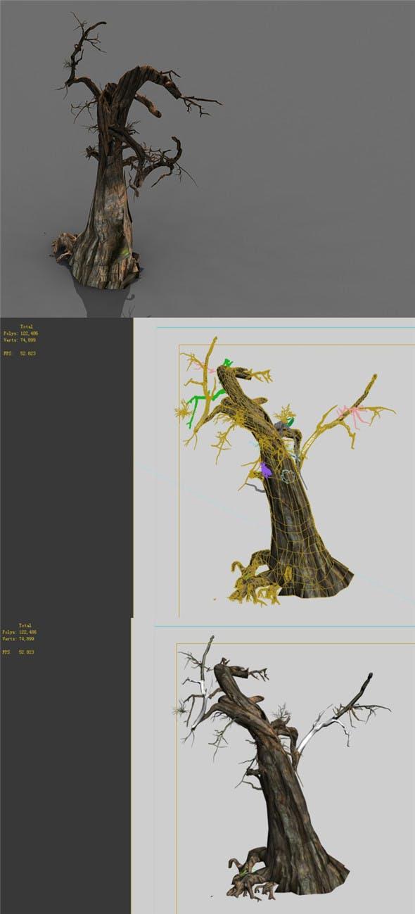 Game Model - Desert - Deadwood 10 - 3DOcean Item for Sale