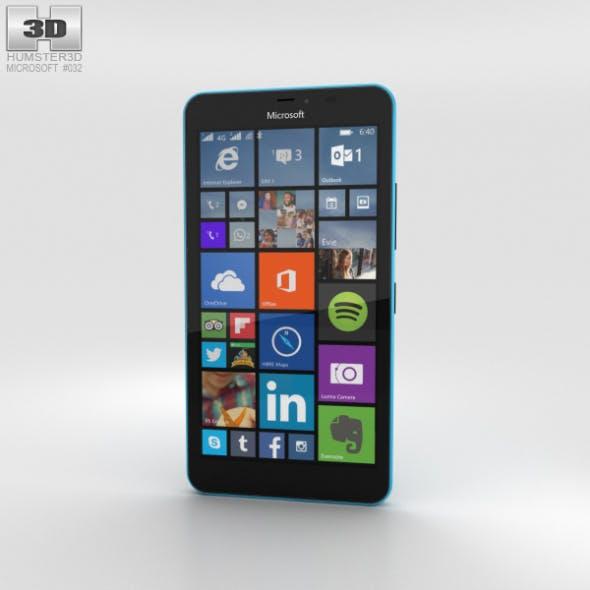 Microsoft Lumia 640 XL Matte Cyan