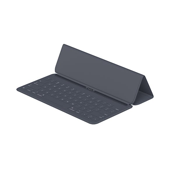 iPad Keyboard 9.7 - 3DOcean Item for Sale