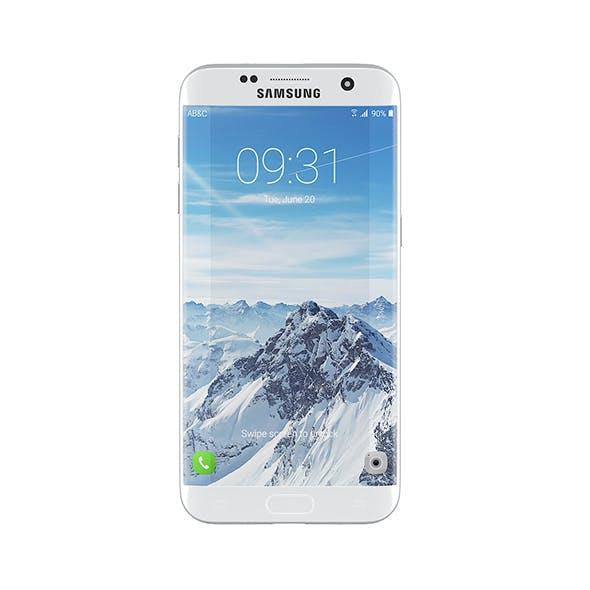 Galaxy S7 White