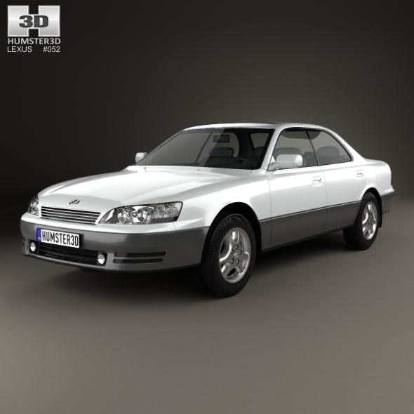 Lexus ES 1992 - 3DOcean Item for Sale