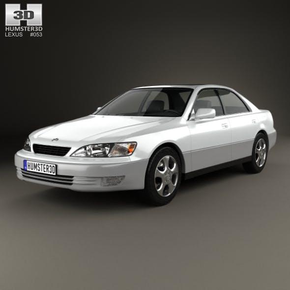 Lexus ES 1997 - 3DOcean Item for Sale